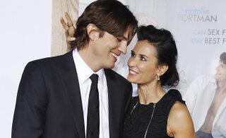 Demi Moore esmakohtumisest Ashton Kutcheriga: sel hetkel muutus ta armsast näitlejast kellekski äärmiselt huvipakkuvaks