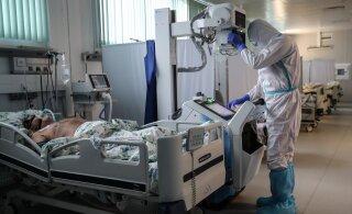 В Литве за сутки добавилось более 2000 больных Covid-19, в Латвии — почти 900