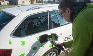 Метан вместо бензина: насколько это выгодно?