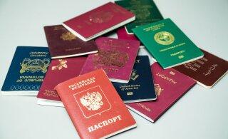 Полиция: прибывающие в Эстонию на работу иностранцы должны заранее позаботиться о необходимых документах