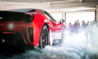 В Эстонии открывается представительство Ferrari