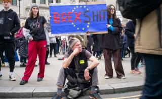 Более 1 млн лондонцев пришли на марш за повторный референдум по Brexit