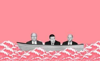 ИНТЕРАКТИВНАЯ КАРТА И ГРАФИКИ: Правительство Ратаса потерпело поражение. Все, что нужно знать о результатах выборов в Европарламент