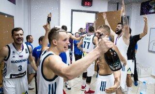 Poliitikud, miks Island ja vutt, mitte Sloveenia ja sport laiemalt?