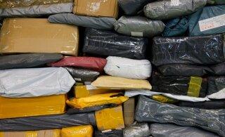 GRAAFIK | Eestlaste internetist kaupade ostmine kasvas jõudsalt, ruumi kasvuks jagub veel