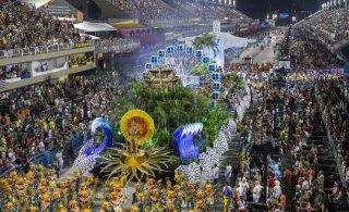 Знаменитый карнавал в Рио-де-Жанейро отменили из-за коронавируса