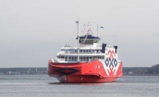 TS Laevad: kui tuleb soe suvi, siis ilmselt ületatakse mullused reisijate rekordnumbrid
