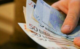Владелец найденных в Таллинне денег установлен. Они предназначались на покупку кольца невесте