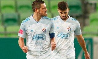 Zagrebi Dinamo. Hirmuäratava ajalooga klubi, kes korra on juba Florat alahinnanud