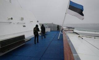 ФОТО | Со слезами на глазах. Атмосфера на пароме Таллинн-Хельсинки удручает