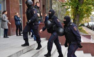 Navalnõi korruptsioonivastases fondis toimusid läbiotsimised 30 regioonis ja arestiti kontod