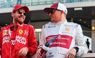 Sebastian Vettel andis salapärase vihje tuleviku osas: mõnes mõttes olen oma otsuse juba teinud