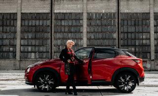<strong>Gerli Padar täiesti uue Nissan Juke roolis: esitasin sellele autole juba esimesel päeval füüsikareegleid eirava väljakutse</strong>