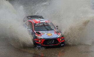 WRC-sarja 2021. aasta kalender tuleb välja ootamatult vara, küsimärke on veel palju