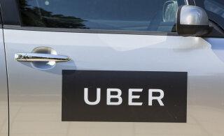 Uber sai suure kahjumi, taksoteenuse kõrval tõusis esile hoopis firma teine haru