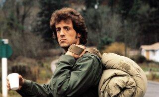 FOTOD | Vaata, kuidas on Sylvester Stallone 37 aasta jooksul John Rambo rollis muutunud