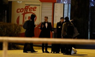 FOTOD | Viimane peatus: Balti jaam! Erirongid tõi peolised folgipealinnast tagasi Tallinnasse