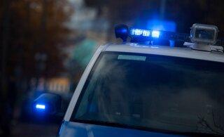 Трое молодых людей устроили на Пальяссааре стрельбу