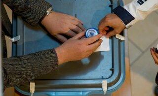 Почти 9 тысяч таллинцев проголосовали на избирательных участках