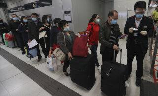 В Эмиратах зафиксирован первый случай заболевания коронавирусом