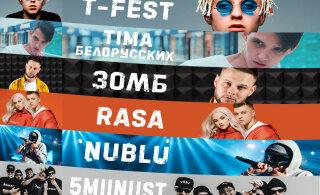 MJ Youngfest пройдет в Таллинне 6 декабря! На сцене Тима Белорусских, ZOMB, RASA, Nublu и другие!