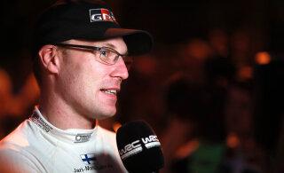 Jari-Matti Latvala põhjendas, miks ta loobus võimalusest saada Pirelli testisõitjaks