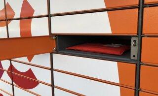 Количество доставляемых через автоматы посылок удвоилось. Omniva увеличивает число автоматов и ячеек в них