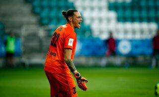 СЕГОДНЯ: Назван стартовый состав сборной Эстонии на матч с Украиной