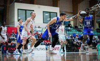 TIPPHETKED | Kalev/TLÜ tuli kolmandal veerandajal mängu tagasi, kuid Pärnu võttis napi võidu