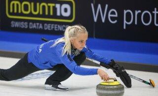 Eesti kurlingunaiskond saavutas EMil olulise võidu
