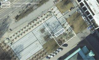 Konstantin Pätsi mälestusmärk rajatakse Tammsaare parki Estonia teatri kõrvale