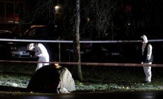 Нападение в Мустамяэ: раненый мужчина скончался в больнице, нападавший задержан