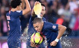 Prantsusmaal ajalugu teinud Mbappe tõrjus jutte Madridi Realist