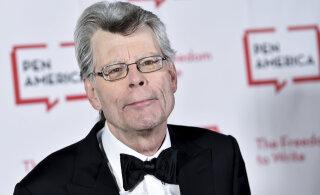 """Mis arvad? Stephen King pakkus sotsiaalmeedias oma versiooni """"Troonide mängu"""" lõpust"""