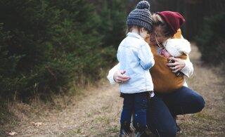 Eesti emade piinlikud lood | Laps ei ole ainus, kes püksi pissib