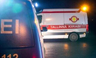 Вчера на дорогах Харьюмаа пострадали шесть человек