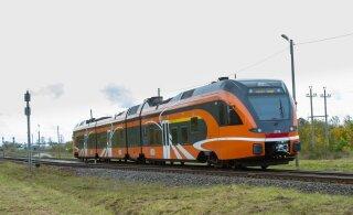 Talveajale üleminek muudab rongide sõiduplaani, sõiduajad lühenevad