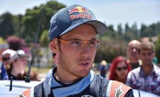 Thierry Neuville võidutses Kataloonia etapi eel San Marino rallil