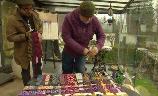 VIDEO | Tallinna mees Rein teeb lipsudest taaskasutuskunsti