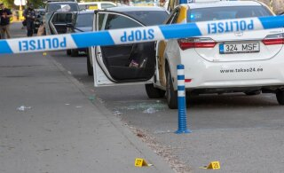 Получивший пулевые ранения на Теллискиви таксист вышел из комы