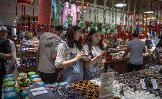 Hiina majanduskasv 30 aasta kõige kehvem