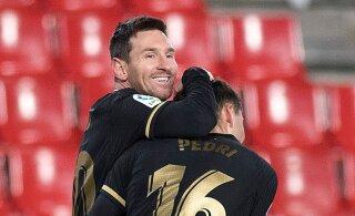 PSG jalgpallur avalikustas, et Messile on tehtud pakkumine