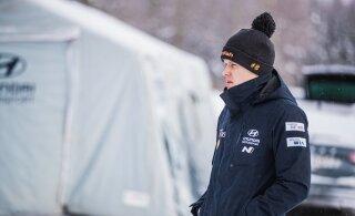 Peep Pahvi päevakommentaar | Ott Tänak tegi Hyundaist talveralli valitseja
