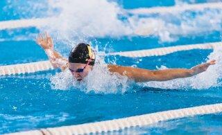 Пловцы останутся в Тарту без медалей в эстафетах. При чем тут COVID-19?