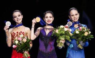 Россия разгромила Европу в фигурном катании: 10 медалей из 12 возможных!