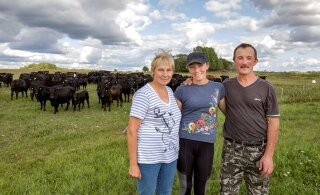 Konkurss AASTA PÕLLUMEES | Dagmar ja Endel Lindre rajasid parima tootmistalu