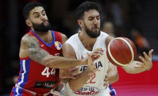 Serbia korvpallikoondislase perekonda tabas tragöödia