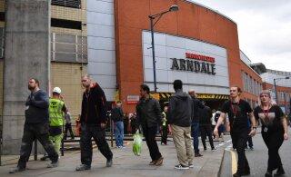 В Манчестере неизвестный напал на людей в торговом центре: есть раненые