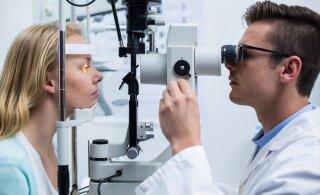 Kae juba viiekümneselt: vanema ea silmaprobleemid esinevad üha varem