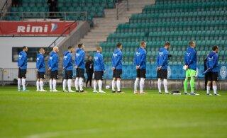 Jalgpalliliit küsib valitsuselt erisust, milleta jätmine tähendaks alaliidule 200 000-eurost lisakulu